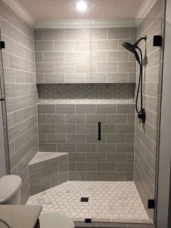 Amazing Bathroom Shower Remodel Ideas On A Budget 38