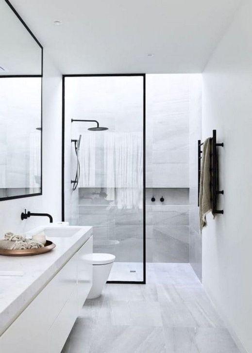 Amazing Bathroom Shower Remodel Ideas On A Budget 46
