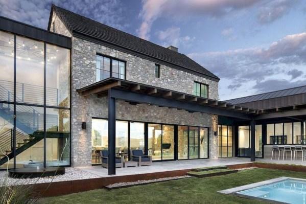 Awesome Home Exterior Design Ideas 10