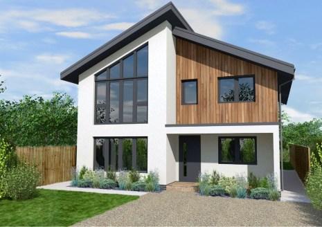 Awesome Home Exterior Design Ideas 31
