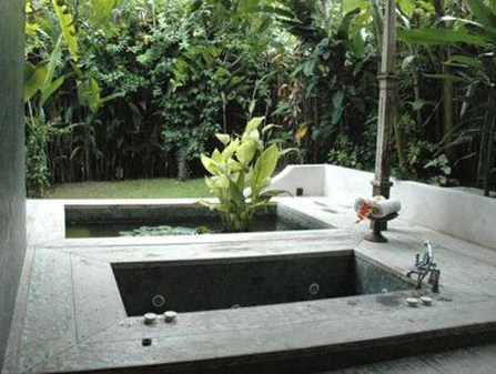 Best Ideas For Outdoor Bathroom Design 09