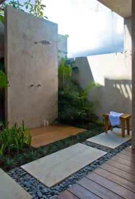 Best Ideas For Outdoor Bathroom Design 21