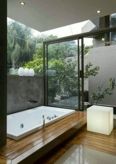 Best Ideas For Outdoor Bathroom Design 31