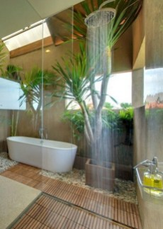 Best Ideas For Outdoor Bathroom Design 33
