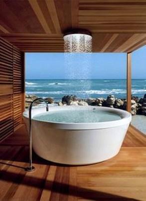 Best Ideas For Outdoor Bathroom Design 47