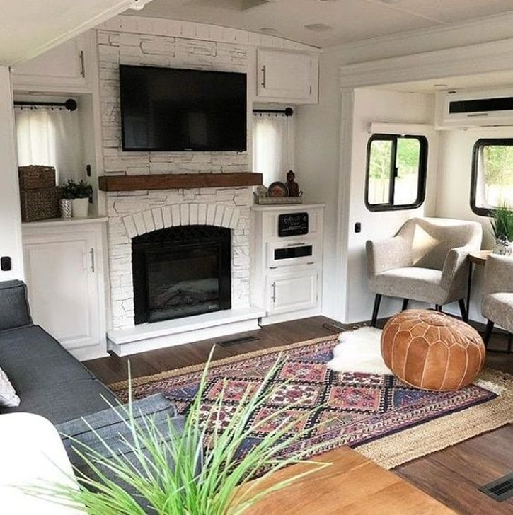 Best RV Remodels Ideas On A Budget 33