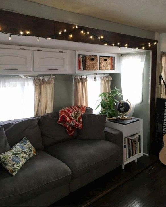 Best RV Remodels Ideas On A Budget 46