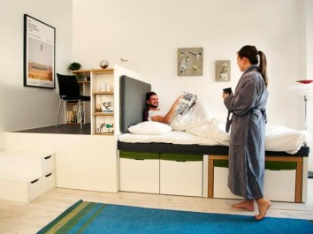 Brilliant Storage Ideas For Small Spaces 03