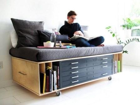 Brilliant Storage Ideas For Small Spaces 06