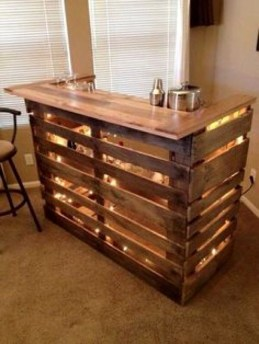 Cheap And Easy DIY Outdoor Bars Ideas 15