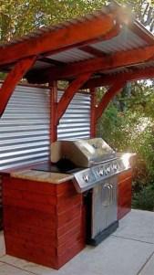 Cheap And Easy DIY Outdoor Bars Ideas 17