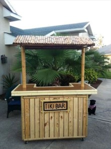 Cheap And Easy DIY Outdoor Bars Ideas 24