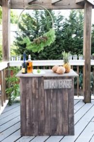 Cheap And Easy DIY Outdoor Bars Ideas 32