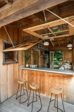 Cheap And Easy DIY Outdoor Bars Ideas 45