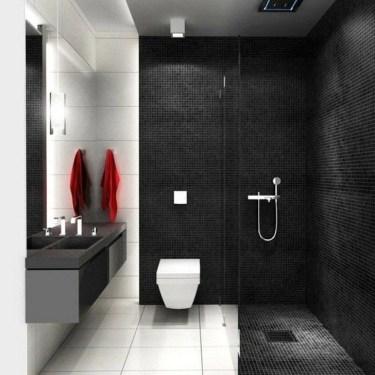 Comfy Bathroom Design Ideas With Shower Concept 08