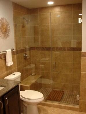 Comfy Bathroom Design Ideas With Shower Concept 33