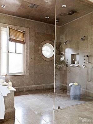Comfy Bathroom Design Ideas With Shower Concept 34