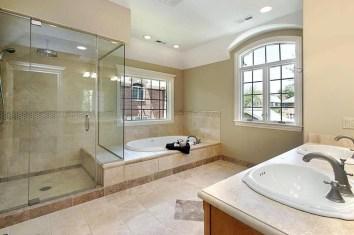 Comfy Bathroom Design Ideas With Shower Concept 38