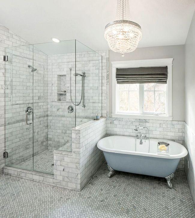 Comfy Bathroom Design Ideas With Shower Concept 41