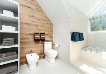 Comfy Bathroom Design Ideas With Shower Concept 44