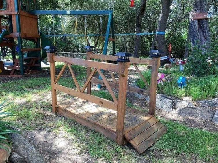 Cool Garden Bridge Ideas You Will Totally Love 28
