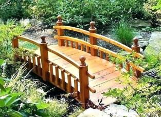 Cool Garden Bridge Ideas You Will Totally Love 31