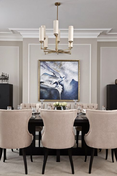 Cozy Asian Dining Room Design Ideas 07