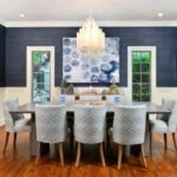 Cozy Asian Dining Room Design Ideas 21