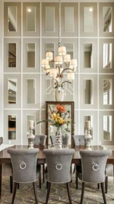 Cozy Asian Dining Room Design Ideas 45