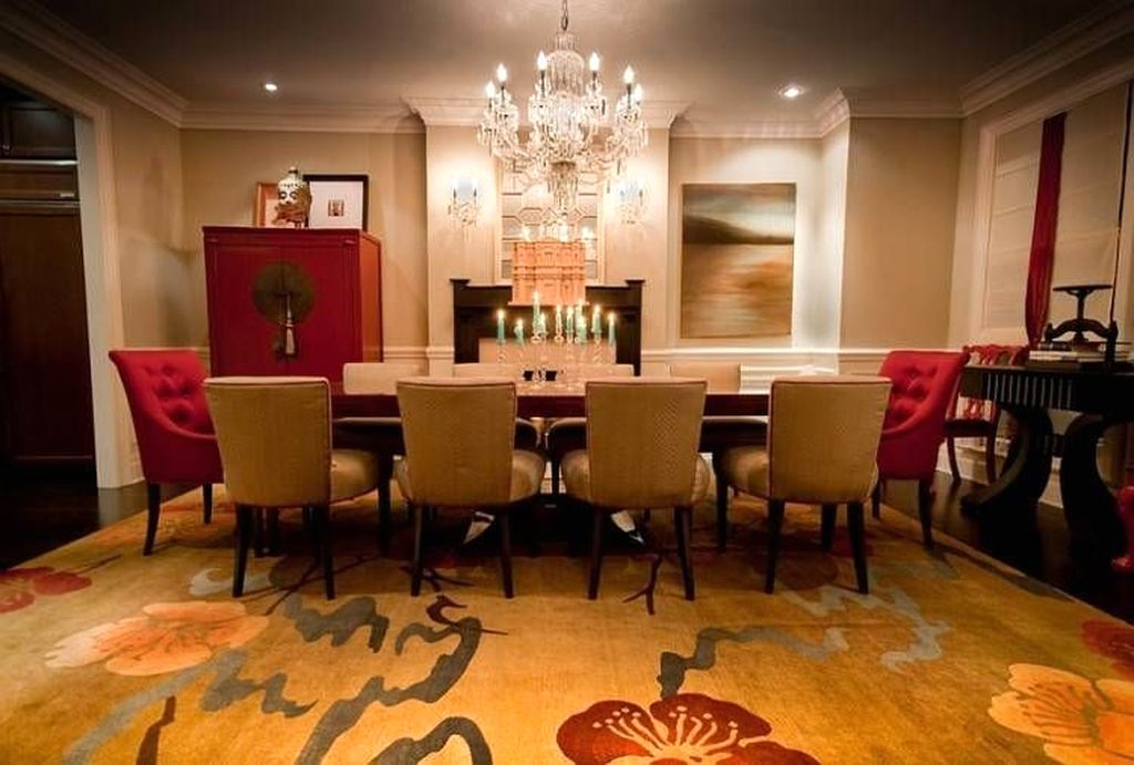 59 Cozy Asian Dining Room Design Ideas Homystyle