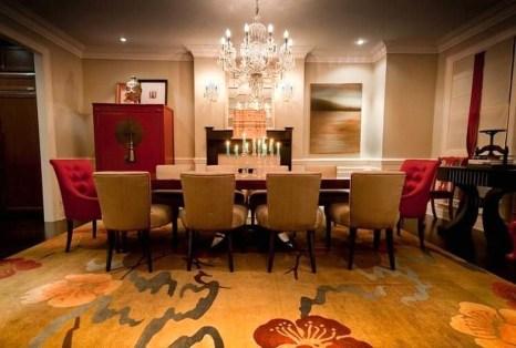 Cozy Asian Dining Room Design Ideas 51