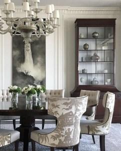 Cozy Asian Dining Room Design Ideas 56