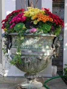 Creative Front Door Flowers Pot Ideas 30