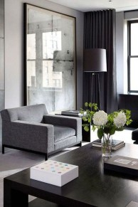 Easy And Simple Neutral Living Room Design Ideas 11