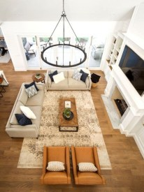 Easy And Simple Neutral Living Room Design Ideas 21
