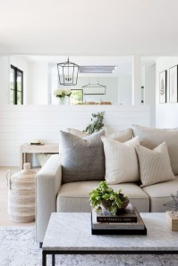 Easy And Simple Neutral Living Room Design Ideas 37