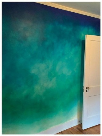 Gorgeous Wall Painting Ideas That So Artsy 32