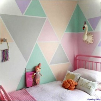 Gorgeous Wall Painting Ideas That So Artsy 41