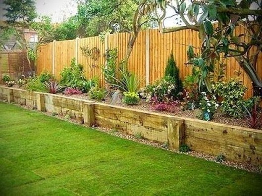 Inspiring Backyard Landscaping Ideas For Your Home 15