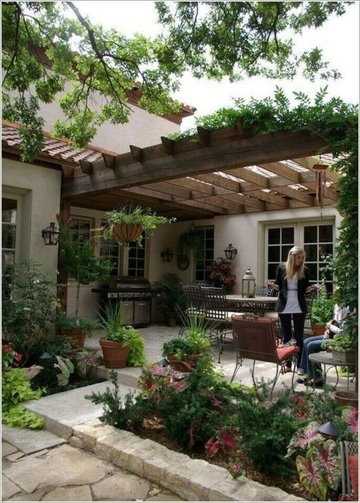 Inspiring Backyard Landscaping Ideas For Your Home 23
