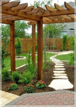 Inspiring Backyard Landscaping Ideas For Your Home 41