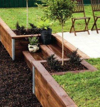 Inspiring Backyard Landscaping Ideas For Your Home 46
