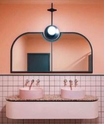 Luxurious Bathroom Mirror Design Ideas For Bathroom 27