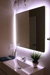 Luxurious Bathroom Mirror Design Ideas For Bathroom 29