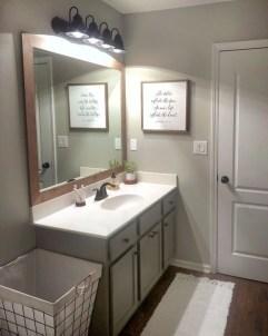 Luxurious Bathroom Mirror Design Ideas For Bathroom 40