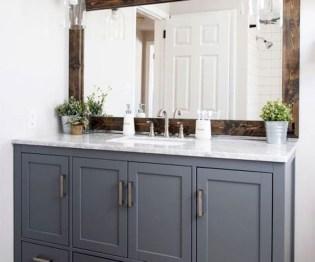 Luxurious Bathroom Mirror Design Ideas For Bathroom 48
