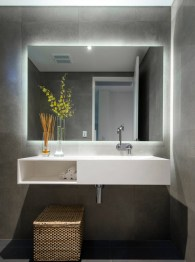 Luxurious Bathroom Mirror Design Ideas For Bathroom 52