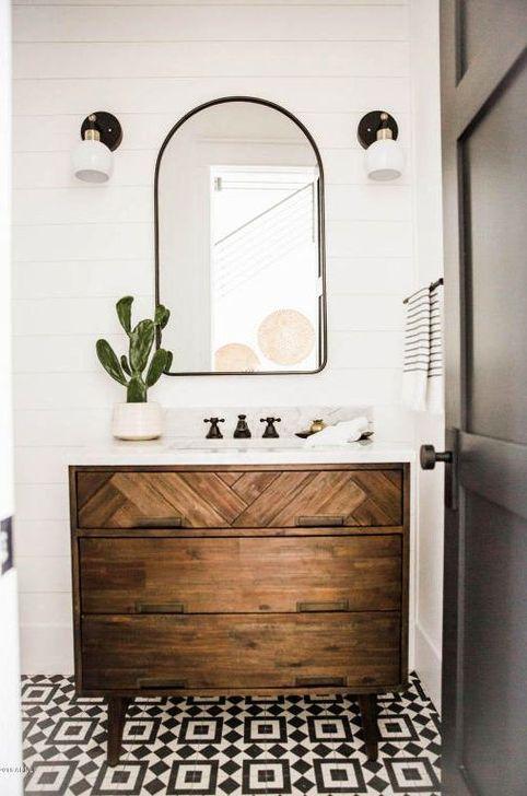 Luxurious Bathroom Mirror Design Ideas For Bathroom 54