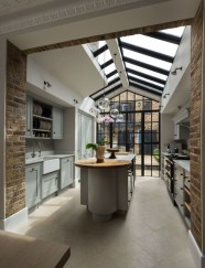 Magnificient Open Plan Kitchen With Feature Island Ideas 33