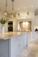 Magnificient Open Plan Kitchen With Feature Island Ideas 35
